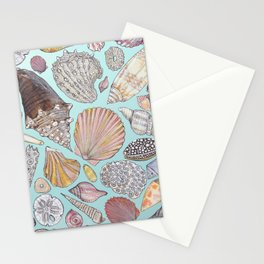 Sanibel Sea Shells Stationery Cards