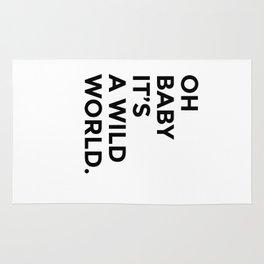 Wild World Rug