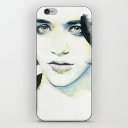 Brian Molko (I know) iPhone Skin