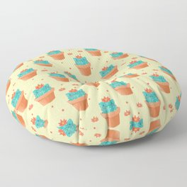 Catcus Floor Pillow