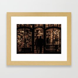 The Lightshop Framed Art Print