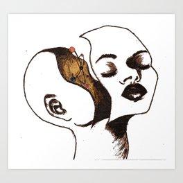 Infinities Art Print