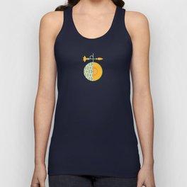 Fruit: Cantaloupe Unisex Tank Top