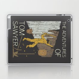 Books Collection: Tom Sawyer Laptop & iPad Skin