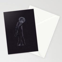 Louis Tomlinson on Stage Stationery Cards