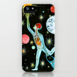 Illusion of existence iPhone Case