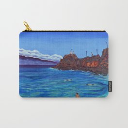 Kāʻanapali Sands Carry-All Pouch