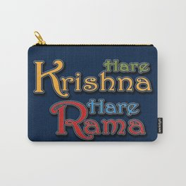 Hare Krishna Hare Rama Maha Mantra Carry-All Pouch