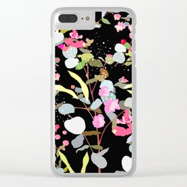calliope Clear iPhone Case