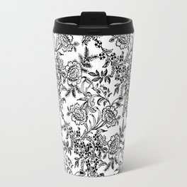 Full Moon Tea Reversed Travel Mug