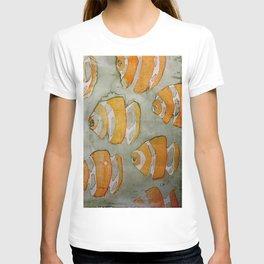 Orange Feel (Muted) T-shirt