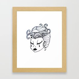 Pandora Box Framed Art Print