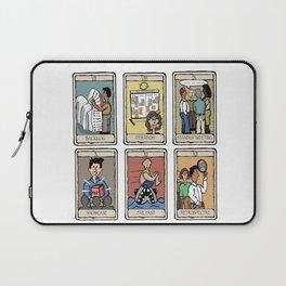 Office Tarot - Series 2 - Agile Laptop Sleeve