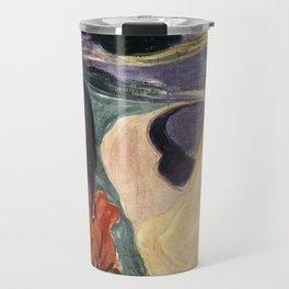 Edvard Munch, Separation, 1896 Travel Mug