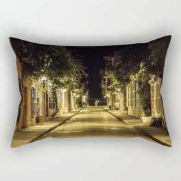 Cartagena Colombia Rectangular Pillow
