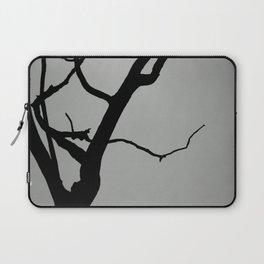 TREE ON JOANNA BALD Laptop Sleeve