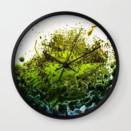 splash 5 Wall Clock