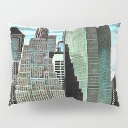 Wall Street Pillow Sham