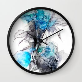 nature inachevee Wall Clock