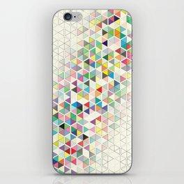 Cuben Split iPhone Skin