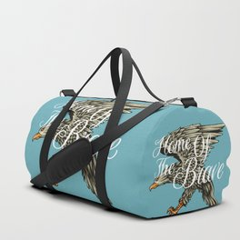 Home of the Brave Duffle Bag