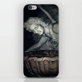 The Angel of GOD iPhone Skin
