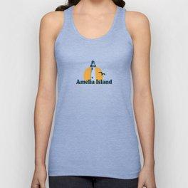 Amelia Island - Florida. Unisex Tank Top