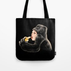 Banana is a favorite Tote Bag