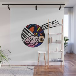 Quality Key: Abstract Wall Mural