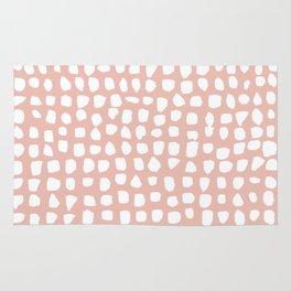 Dots / Pink Rug
