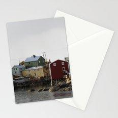 Nyksund, Lofoten Stationery Cards