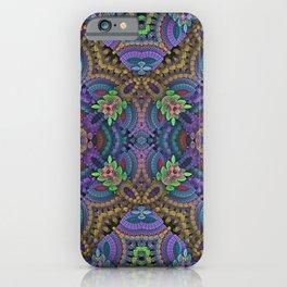 Diamond Garden iPhone Case