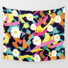 Daisy Expo Wall Tapestry