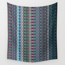Transitory Waveform Wall Tapestry