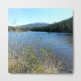 Bear Lake, Rock Mtn National Park Metal Print