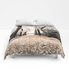Terra Nostra Park Comforters