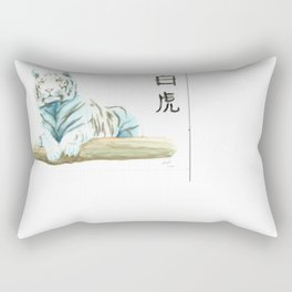 CHINESE ZODIAC (TIGER)  Rectangular Pillow