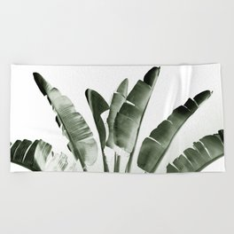 Traveler palm Beach Towel