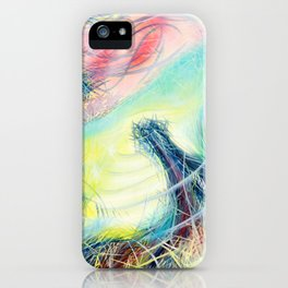 Getting Back To Where I've Never Been (Coeurd'aleuer) iPhone Case