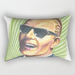 Max Headroom Rectangular Pillow