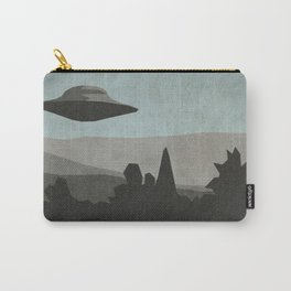 I Want to Know Carry-All Pouch