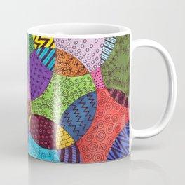 Circle of Tangles Coffee Mug