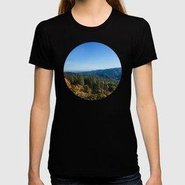 Fall Sunrise Photography Print T-shirt