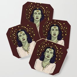 Star Goddess Coaster