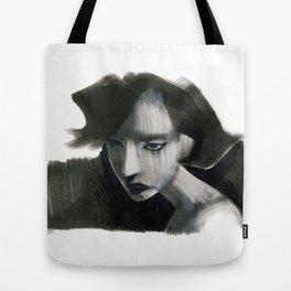 assassin (sharpie on paper) Tote Bag