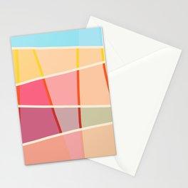 Colorful Design Sunshine Stationery Cards