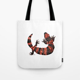 Gila Monster Tote Bag