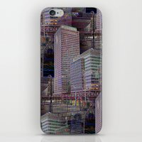 office iPhone & iPod Skins featuring office Dayze by David  Gough