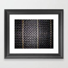 Wine Framed Art Print