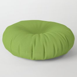 color olive drab Floor Pillow